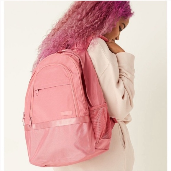 VS Pink Laptop Backpack, New in Package
